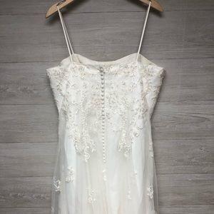 | Christina Wu | wedding dress. Size 20.